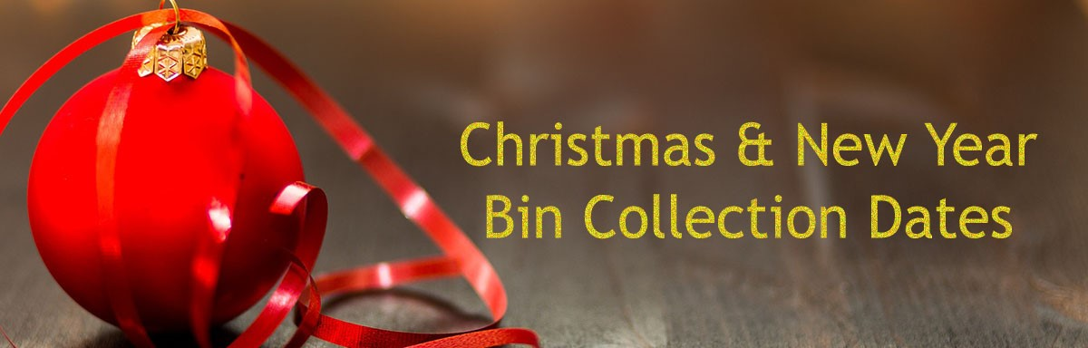 Christmas Bin Collection